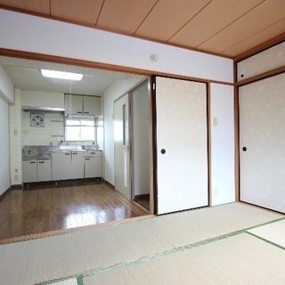 【初期費用は家賃のみ】小倉南区の嬉しい広さの3DK募集開始【保証...