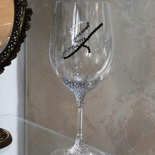 デコレーション ワイングラス