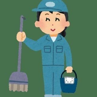 【日払いOK】【カンタン軽作業】病院内の清掃作業