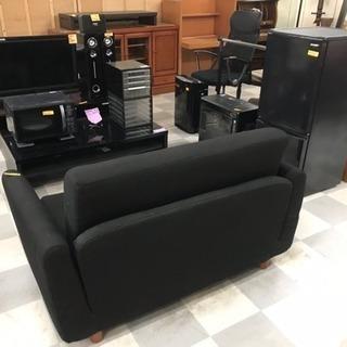 【超お得売り切れ御免❗️】黒物家具・家電一式セット