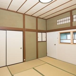 海まで歩7分、和田塚駅1分、鎌倉駅歩11分の女性専用シェアハウス