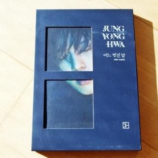 CNBLUE YONGHWA CD