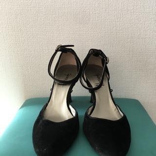 ハロッズ パンプス 靴