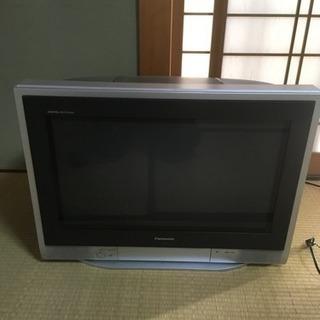 無料テレビ差し上げます