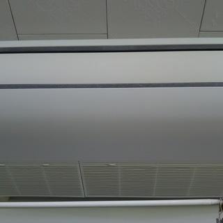最終値下げ!4年使用の東芝業務エアコン!購入価格55万円を5万円...
