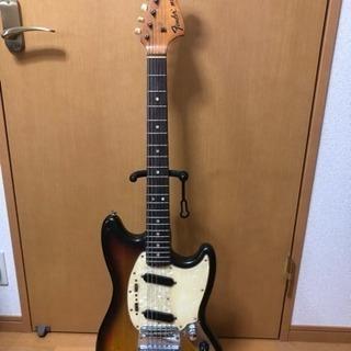 エレキギター Fender USA Mustang 1973年製