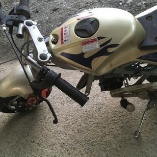 おもちゃのバイク 中古 ポケバイ値下げしました