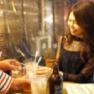 【女性無料】8/5 20時開催!恵比寿はしご酒コン- 女性…