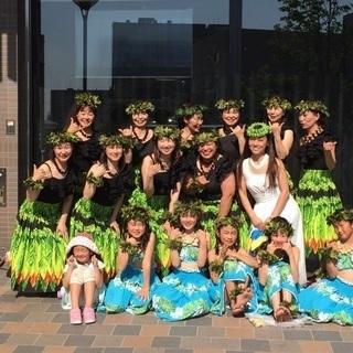ハワイアンフラで癒しのひと時を✨フラダンス教室