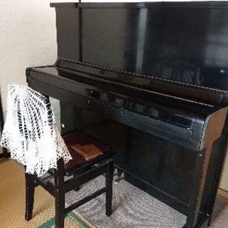 ビクター アップライトピアノ  18日までに取りに来てくれる方
