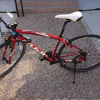 FUJI sparrow 限定色 クロスバイク 値下げ