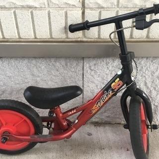 D bike ペダルなし