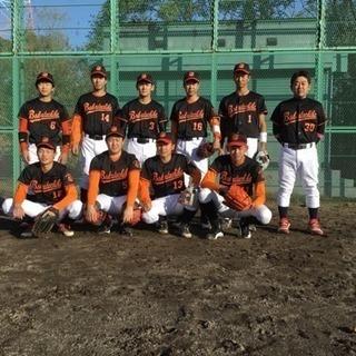 朝野球チームのメンバー大募集!