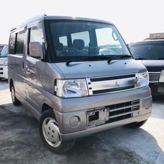 平成 20年 三菱 タウンボックス 車検付き2WD/4WD