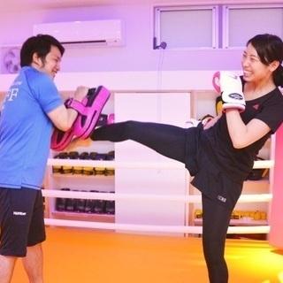 キックボクシング・トレーニングスタッフ募集!