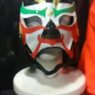 ザ グレート サスケのマスクの画像