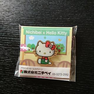 キティちゃんピンバッジ