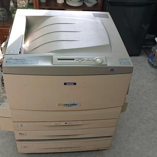 [無料]EPSON カラーレーザープリンタ LP-8800C