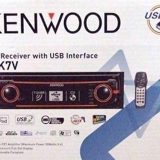 kenwood カーオーディオ I-K7V ケンウッド