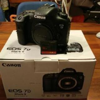 Canon EOS7D MarkⅡ 実用的なセットです!