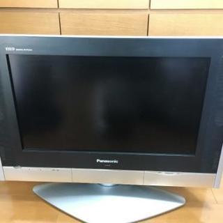 Panasonic TH-26LX30  2005年製  26型...
