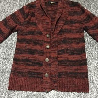 冬物セーター Mサイズ