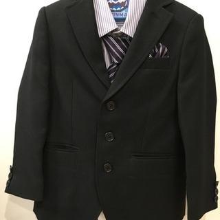 男児フォーマル  スーツ 4点セット  キッズ