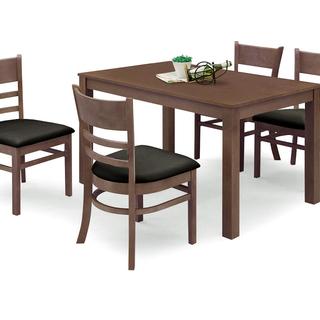 新品!食卓セット!椅子付5点セット!引取り価格16800円!