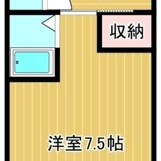 【 犬・猫OK】ペット可1K物件【ネット使い放題】岡山市中区平井1...