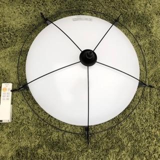 【美品】2018年製Panasonic LEDシーリングライト 調...