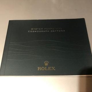 ロレックス 説明書 デイトナ 冊子 daytona rolex