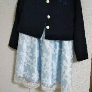 入学式や結婚式に☆女の子   服   110