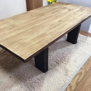 大特価 ヴィンテージ調テーブル