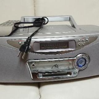 シャープ CD/MDプレイヤー【値下げ】の画像