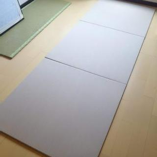 【新品☆訳あり】縁なし 半畳 3畳 琉球畳 置き畳 ユニット畳 ...