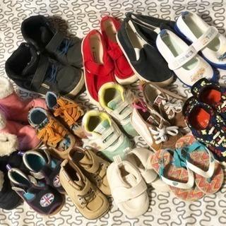 キッズ靴 14足 まとめ売り