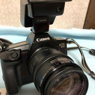 カメラ イオス 650