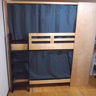 ゲストハウス 民泊に最適 シングル二段ベッド ゲストハウス仕様 ...