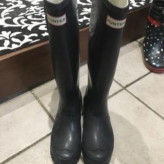 ハンター長靴24cm