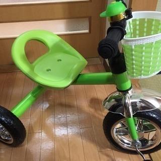 【再値下】三輪車(美品)