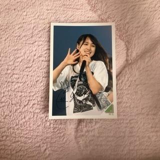 菅井友香 欅坂46 永谷園 ライブフォトカード