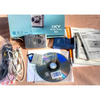 2900円 デジタルカメラ CANON IXY DIGITAL ...