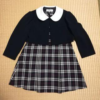 女児スーツ120