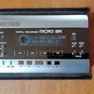 BOSS DIGITAL RECORDER