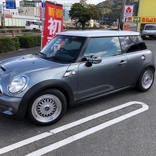 BMWミニクーパーS売切り38万円!2/28終了