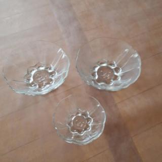 ポンデライオン ガラスの器
