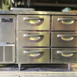 ホシザキ ドロワーテーブル 冷蔵庫 RT-120DNC1 / W1...
