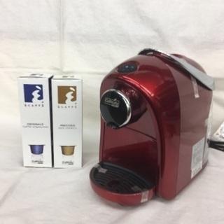 【新品】caffitaly  コーヒーメーカー S-12