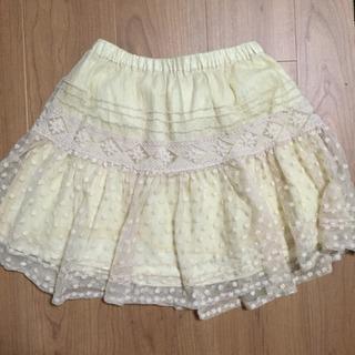 ふわふわ スカート