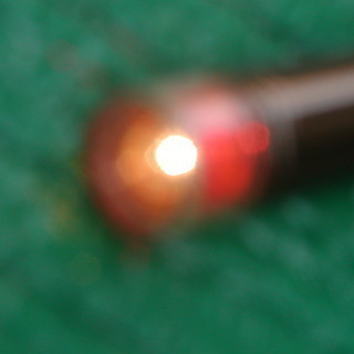 ニップル球採用の ペンライト Panasonic BF-411P